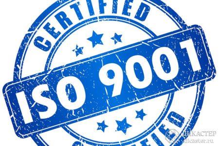 использование маркировки ISO на продукции